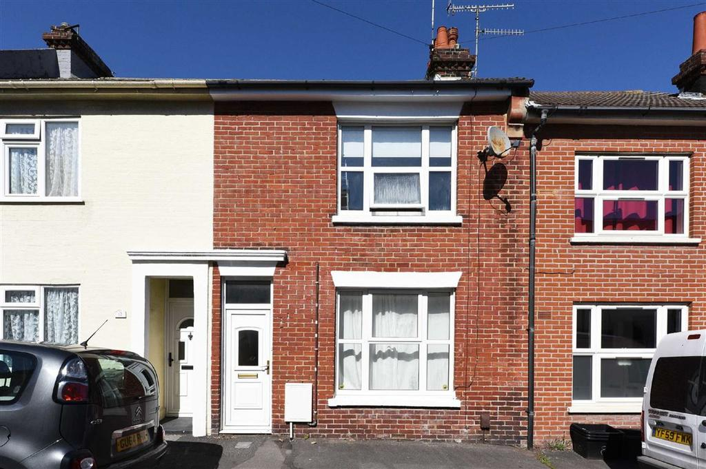 2 Bedrooms Terraced House for sale in Elm Road, Portslade