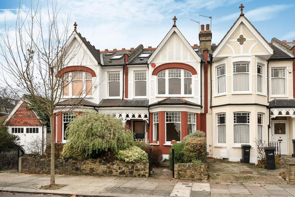 5 Bedrooms Terraced House for sale in Harlech Road, Southgate, N14