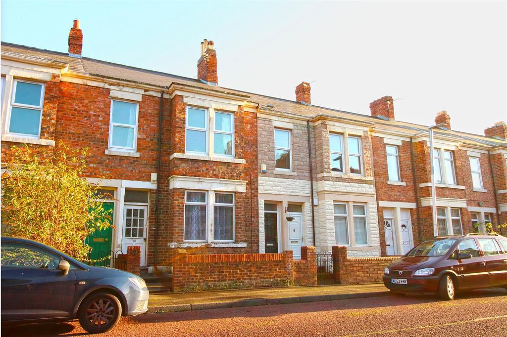 3 Bedrooms Flat for sale in Westbourne Avenue, Gateshead