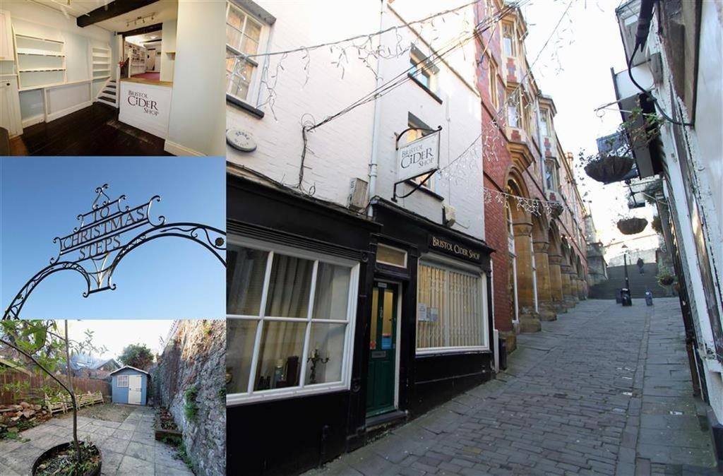 2 Bedrooms Maisonette Flat for sale in Christmas Steps, Bristol, Bristol