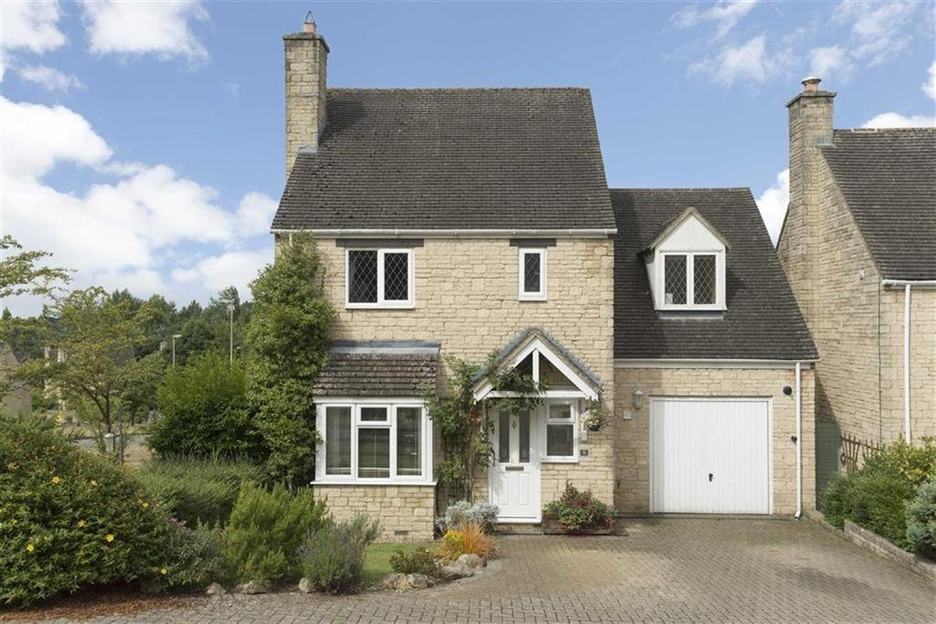 4 Bedrooms Detached House for sale in Wilcox Road, Chipping Norton, Oxfordshire