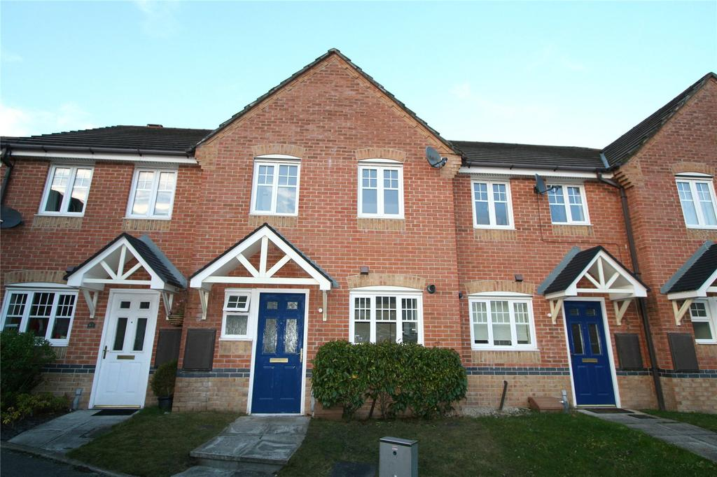 3 Bedrooms Terraced House for sale in Charles Street, Brymbo, Wrexham, LL11