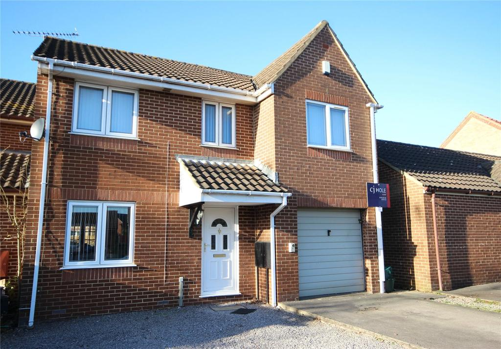 5 Bedrooms End Of Terrace House for sale in Foxborough Gardens, Bradley Stoke, Bristol, BS32