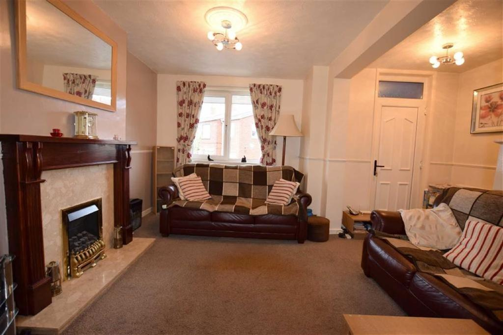 3 Bedrooms Semi Detached House for sale in Richard Road, Smithies, Barnsley, S71
