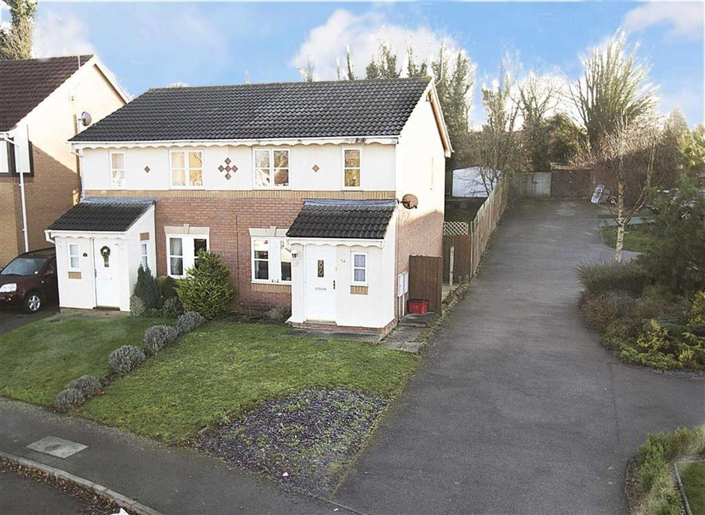 3 Bedrooms Semi Detached House for sale in Pendle Avenue, Kettering