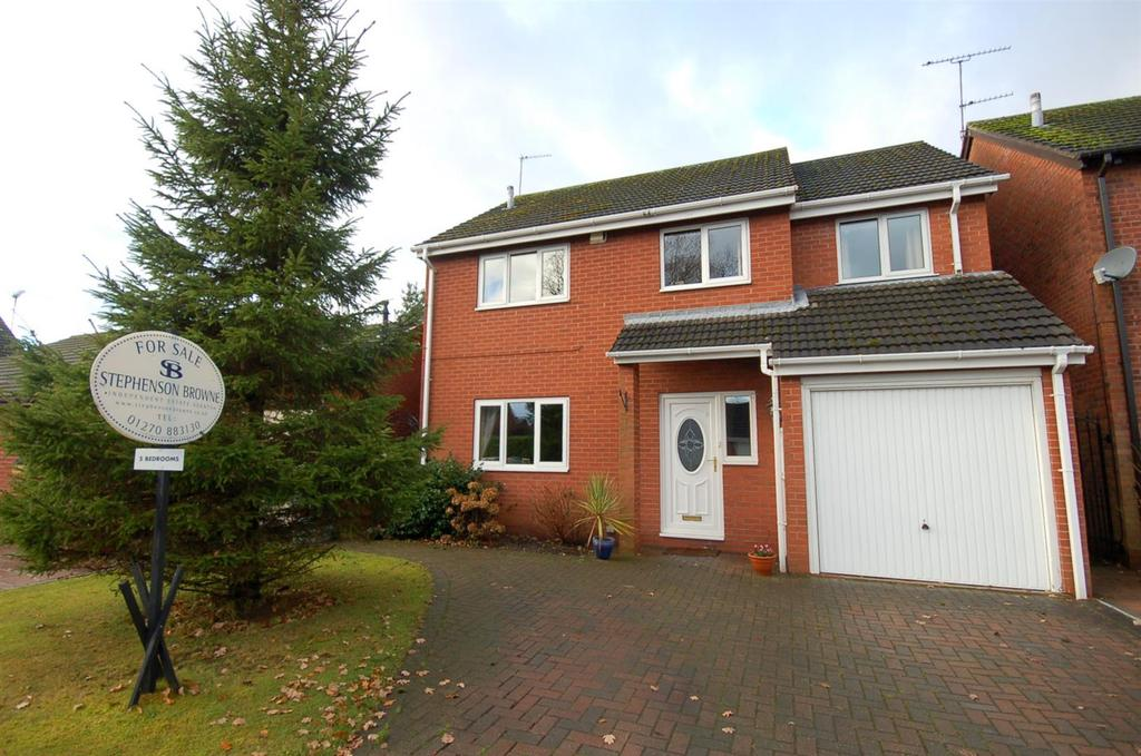 5 Bedrooms Detached House for sale in Arley Close, Alsager