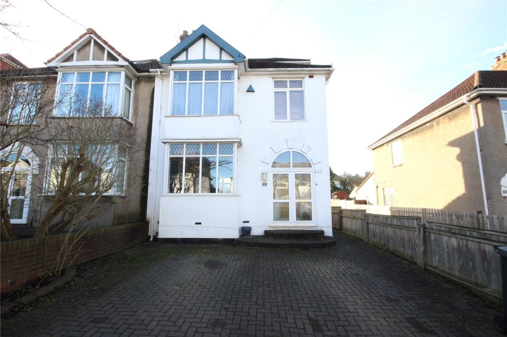 4 Bedrooms Semi Detached House for sale in West Broadway, Henleaze, Bristol, BS9
