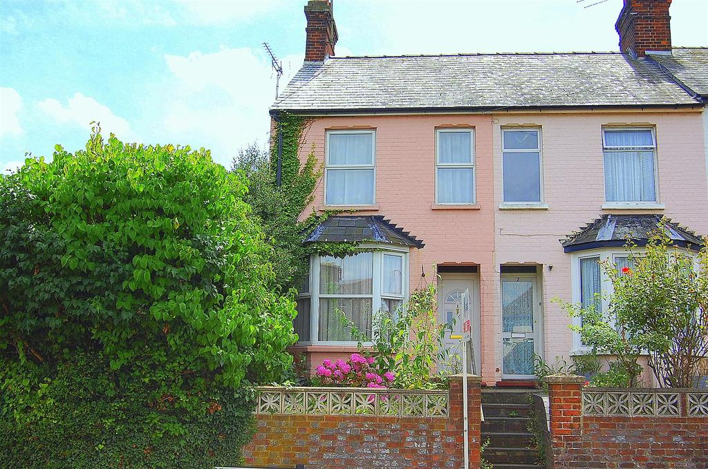 3 Bedrooms End Of Terrace House for sale in Bearton Road, Hitchin