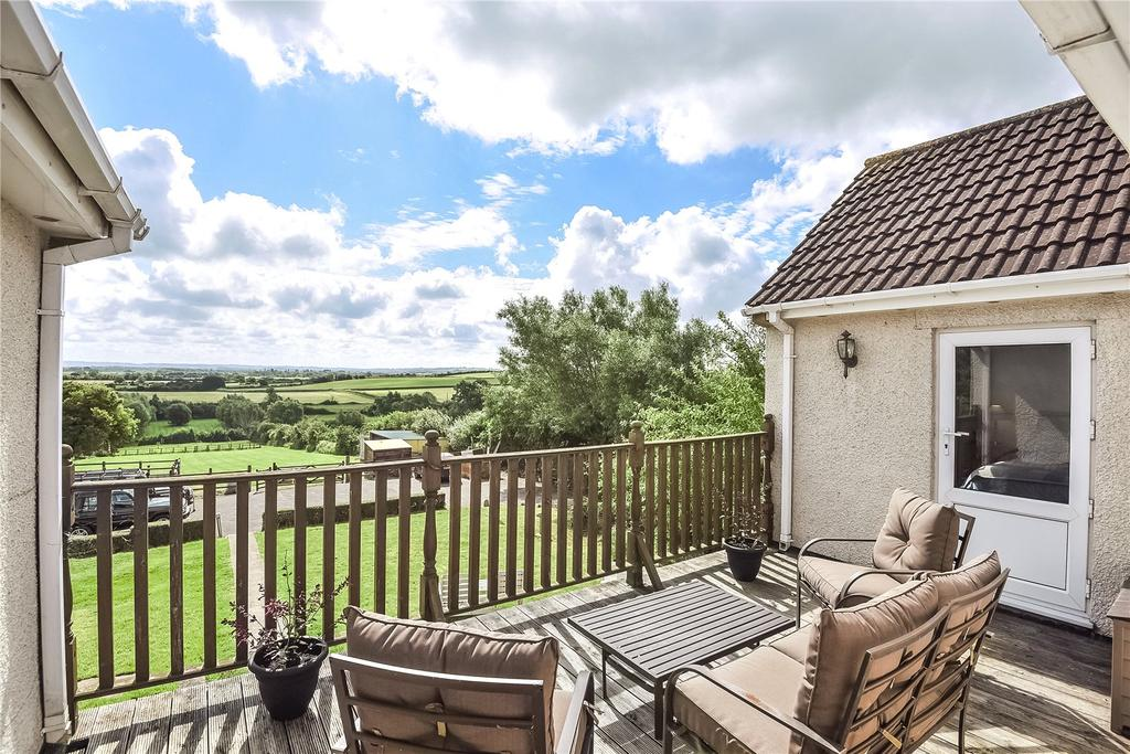 4 Bedrooms Detached House for sale in Martock Road, Long Load, Langport, Somerset