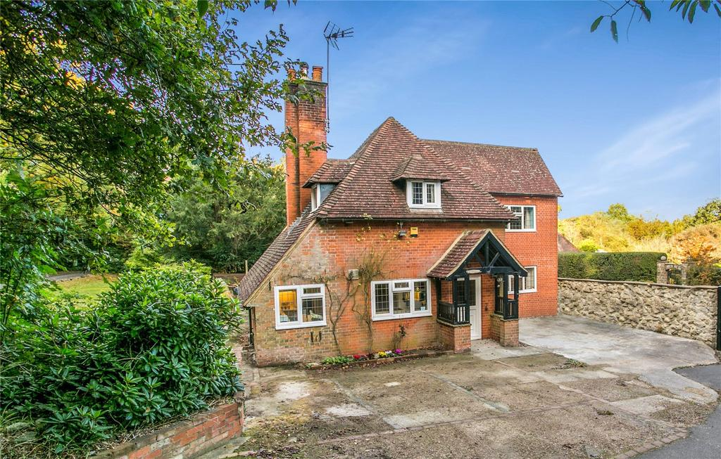 3 Bedrooms Detached House for sale in Fawke Wood Road, Underriver, Sevenoaks, Kent