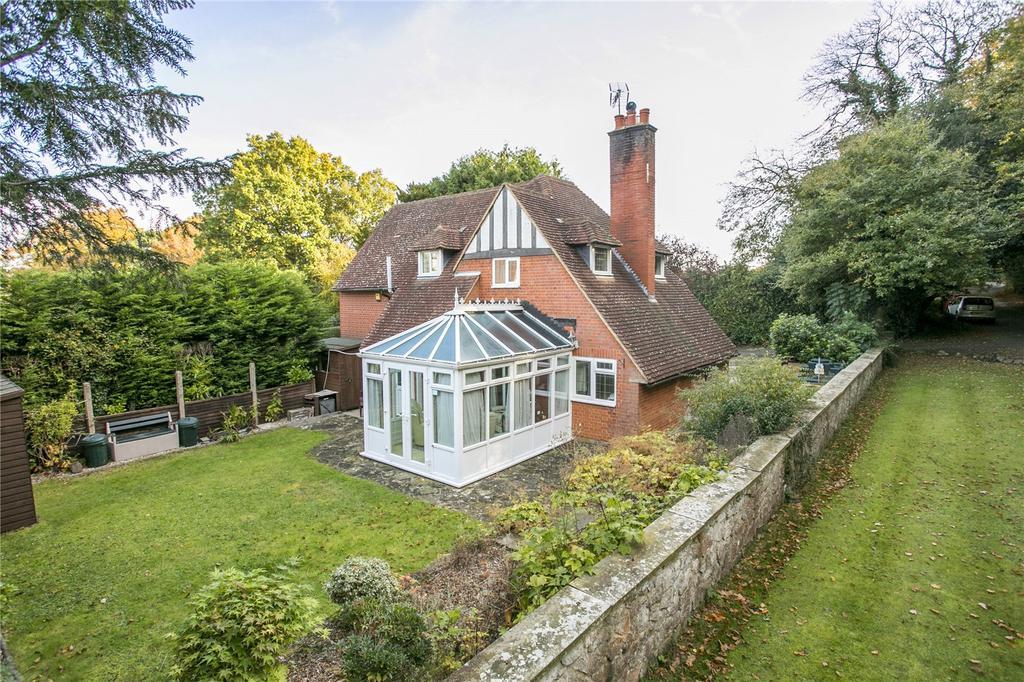 3 Bedrooms Detached House for sale in Fawke Wood Road, Underriver, Sevenoaks, Kent