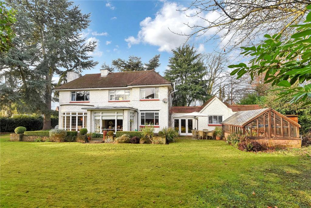 3 Bedrooms Detached House for sale in Westhorpe Drive, Long Eaton, Nottingham