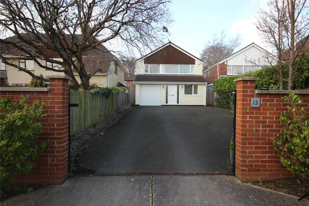 4 Bedrooms Detached House for sale in Northover Road, Westbury-on-Trym, Bristol, BS9