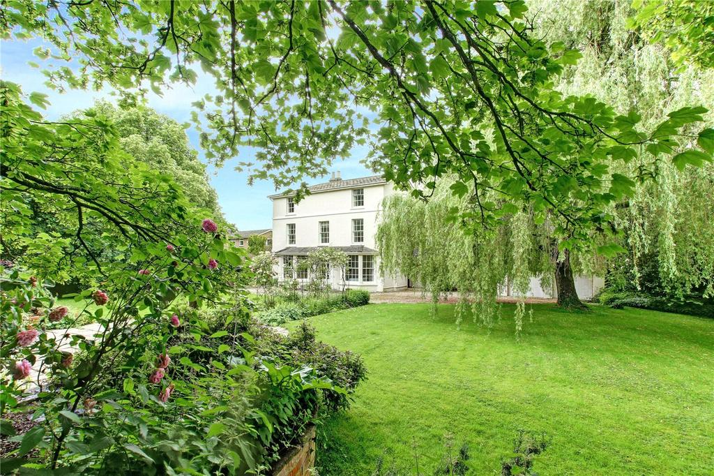 6 Bedrooms Detached House for sale in Purton Stoke, Wiltshire