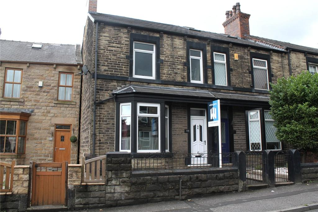 3 Bedrooms End Of Terrace House for sale in Summer Lane, Barnsley, S75
