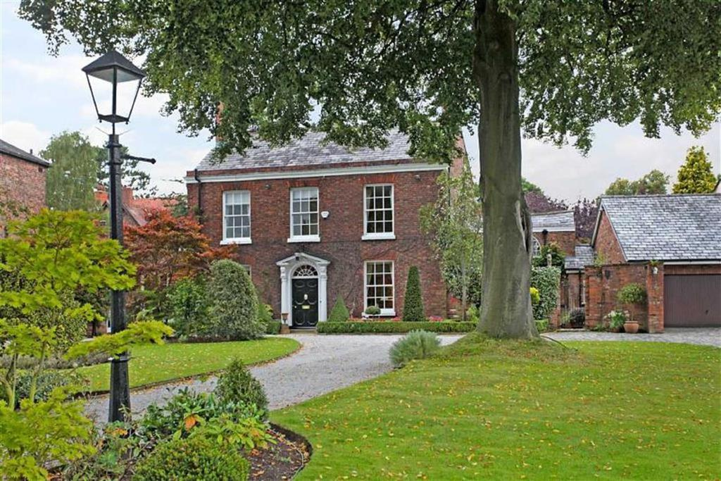 5 Bedrooms Detached House for sale in Normans Place, Altrincham