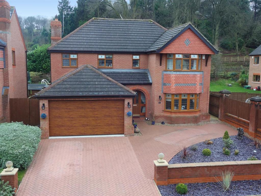 4 Bedrooms Detached House for sale in Acorn Way, Pool in Wharfedale, Leeds