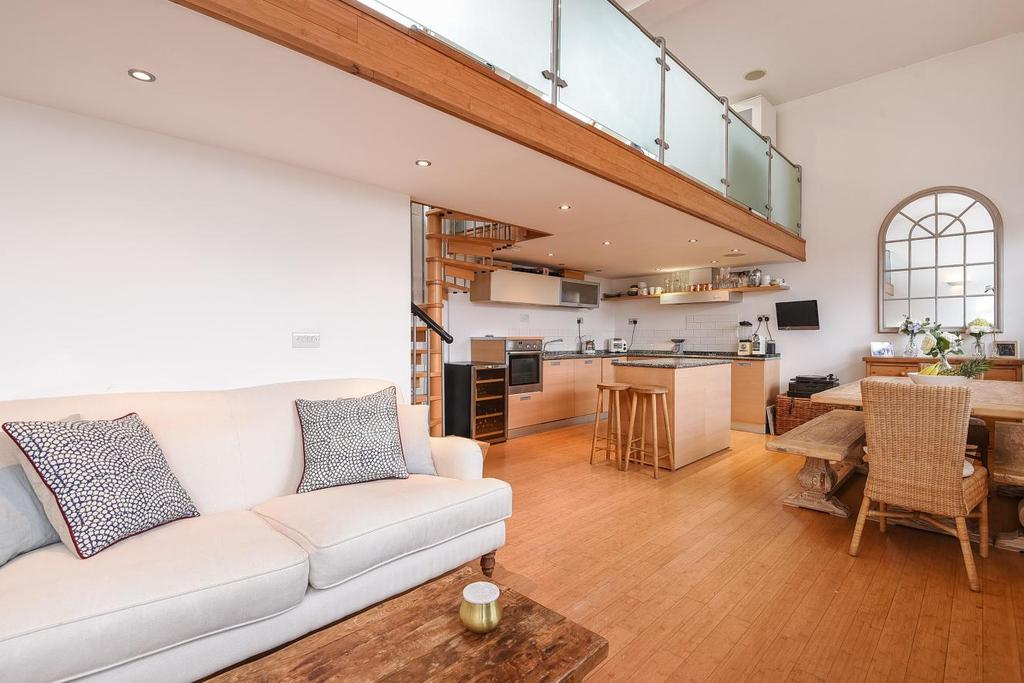 2 Bedrooms Flat for sale in Reed Place, Clapham, SW4