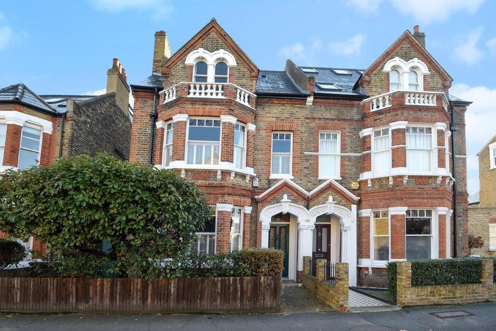 5 Bedrooms Semi Detached House for sale in Klea Avenue, Clapham