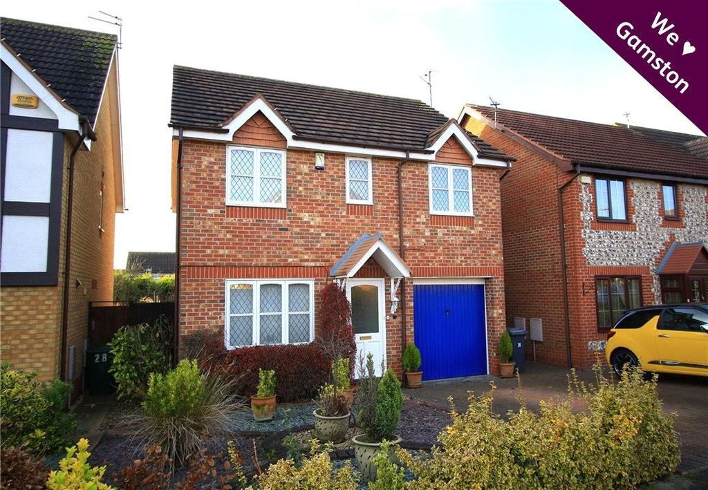 4 Bedrooms Detached House for sale in Ashness Close, Gamston, Nottingham, NG2