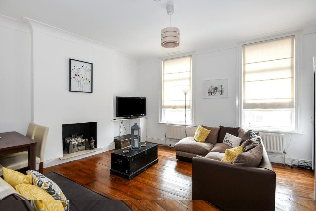 2 Bedrooms Flat for sale in Dartmouth Road, Forest Hill, SE26