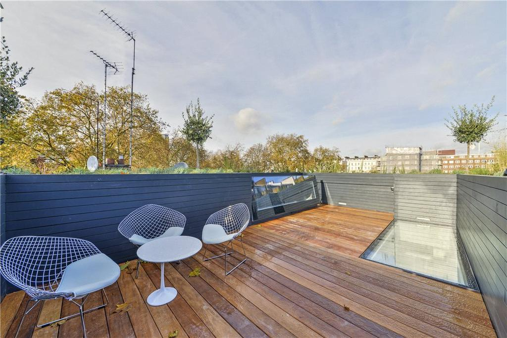 4 Bedrooms Terraced House for sale in Stanhope Gardens, South Kensington, London, SW7