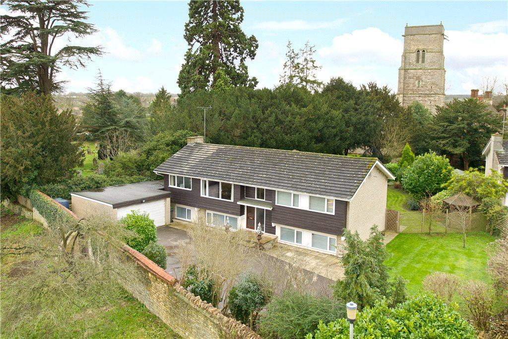4 Bedrooms Detached House for sale in Pound Close, Wicken, Milton Keynes, Northamptonshire
