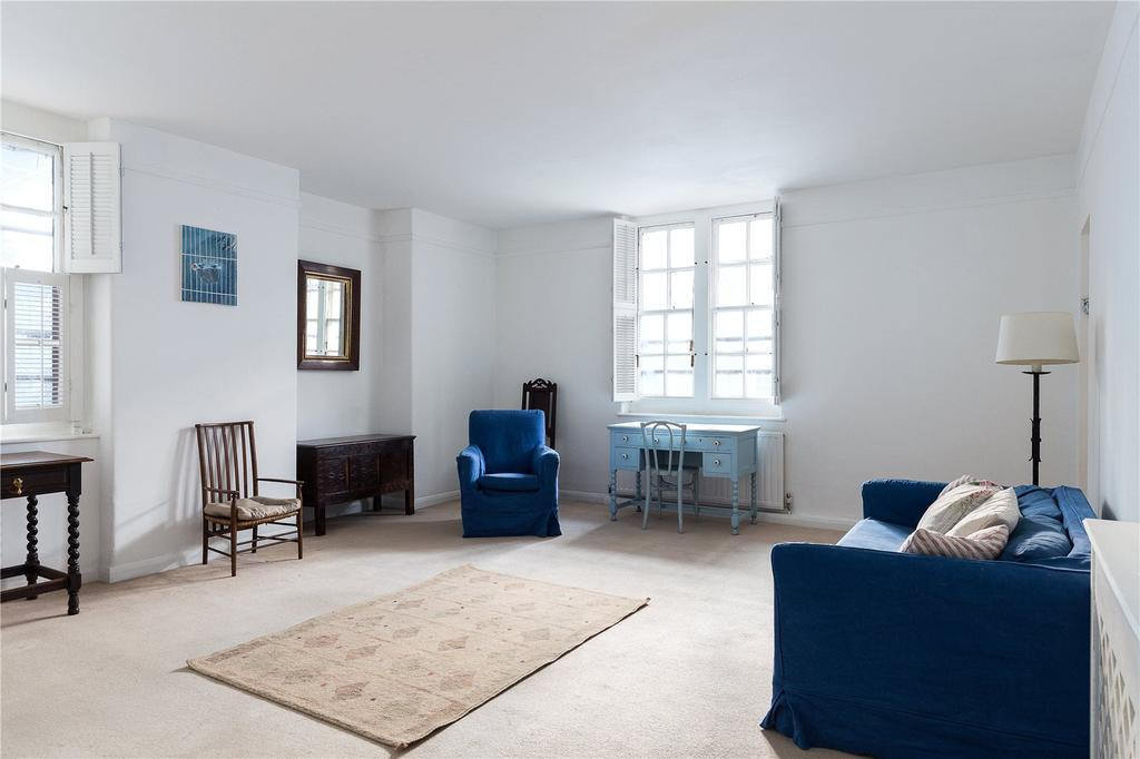 1 Bedroom Apartment Flat for sale in Cadogan House, Beaufort Street, London, SW3