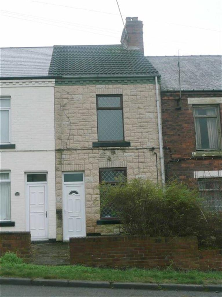 2 Bedrooms Terraced House for sale in Chesterfield Road, Shuttlewood, Chesterfield, S44