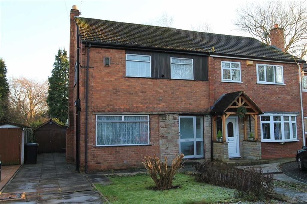 3 Bedrooms Semi Detached House for sale in Mayfield Grove, Wilmslow