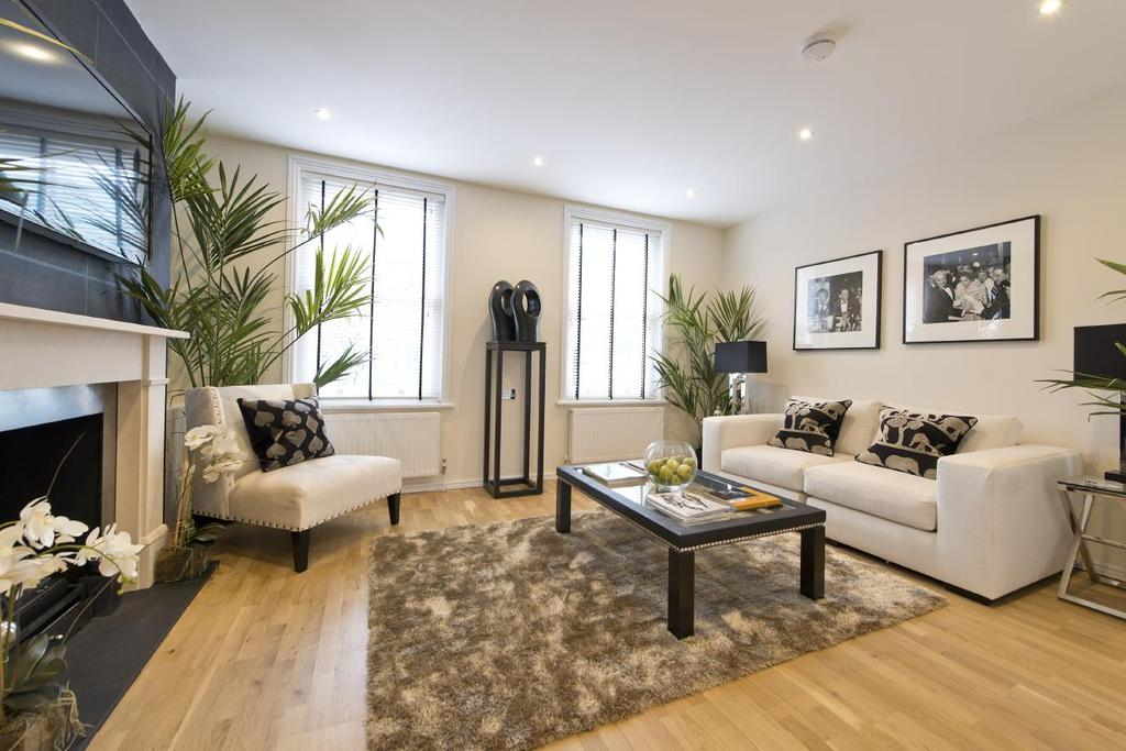 3 Bedrooms Maisonette Flat for sale in Stoneleigh Street, Holland Park, W11