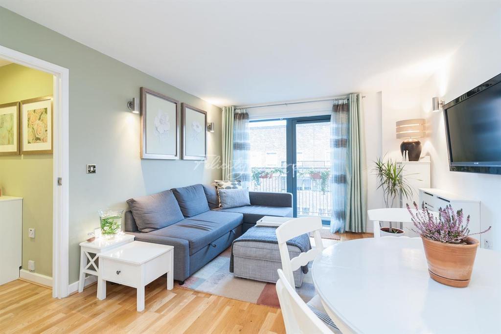 1 Bedroom Flat for sale in Bemerton Street, Islington, N1