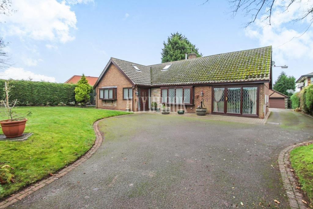 4 Bedrooms Bungalow for sale in Kiveton Lane, Todwick