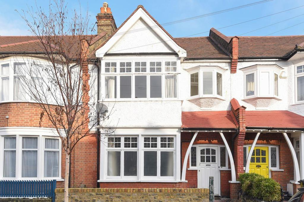 2 Bedrooms Maisonette Flat for sale in Baytree Road, Brixton, SW2