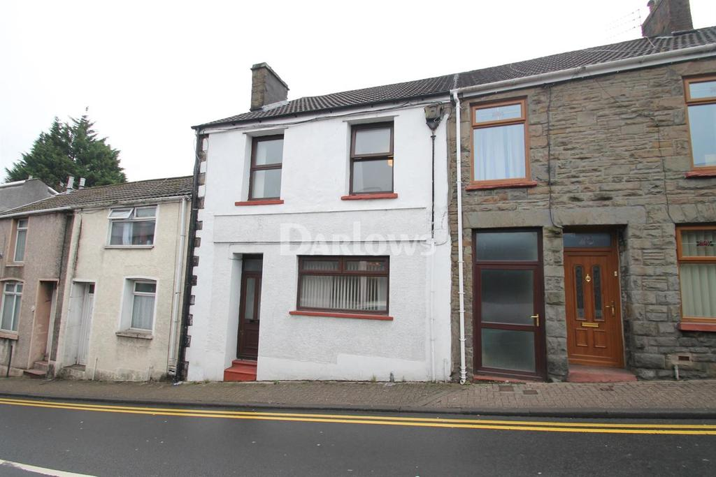 3 Bedrooms Terraced House for sale in High Street, Graig