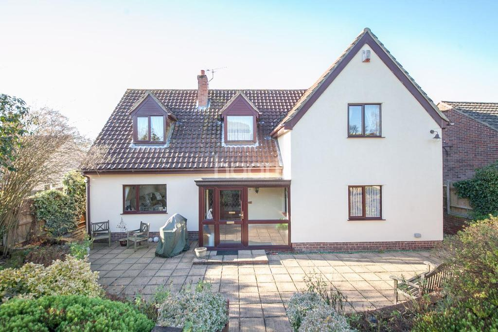 4 Bedrooms Detached House for sale in The Croft, Bures, Suffolk, CO8