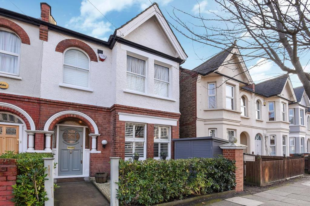 4 Bedrooms Terraced House for sale in Sandringham Avenue, Wimbledon, SW20