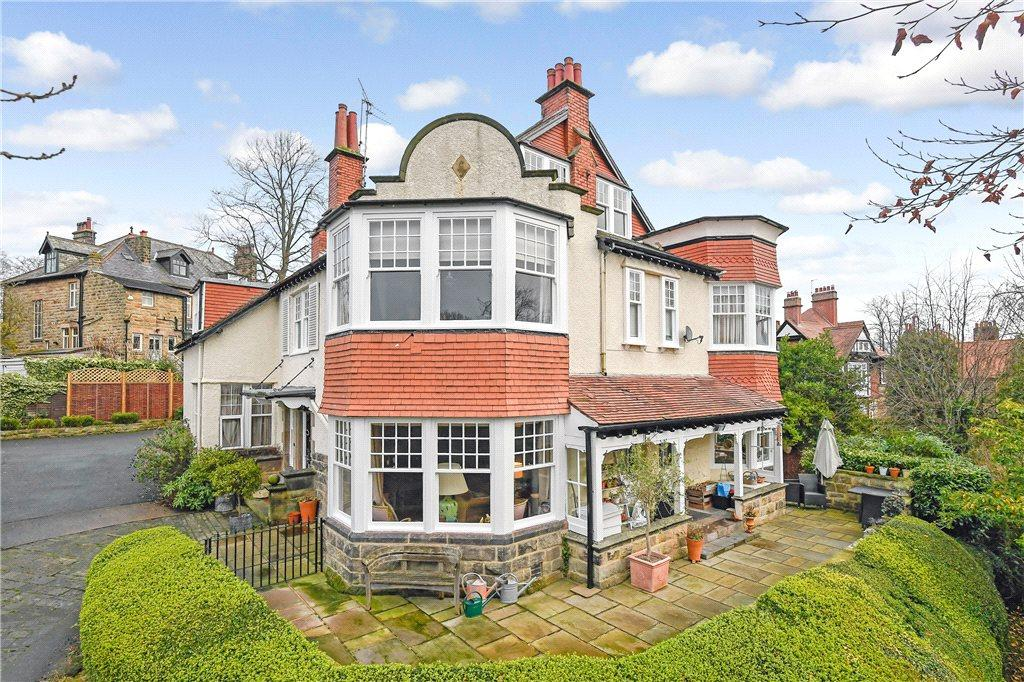 4 Bedrooms Apartment Flat for sale in Brunswick Drive, Harrogate, North Yorkshire