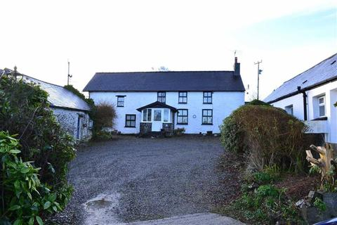 4 bedroom property with land for sale - Mydroilyn, Nr Aberaeron, Ceredigion