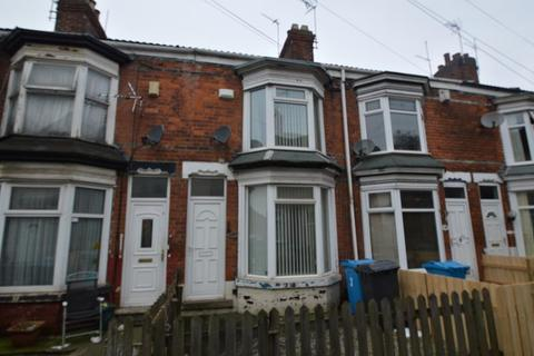 2 bedroom terraced house to rent - 3 Montrose Avenue, Montrose Street, Hull, HU8 7RY