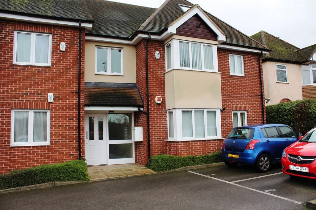 2 Bedrooms Flat for sale in Weston Way, Baldock, Hertfordshire