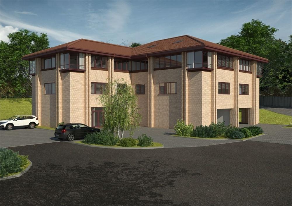2 Bedrooms Flat for sale in 14 Sandridge Park, Porters Wood, ST ALBANS, Hertfordshire