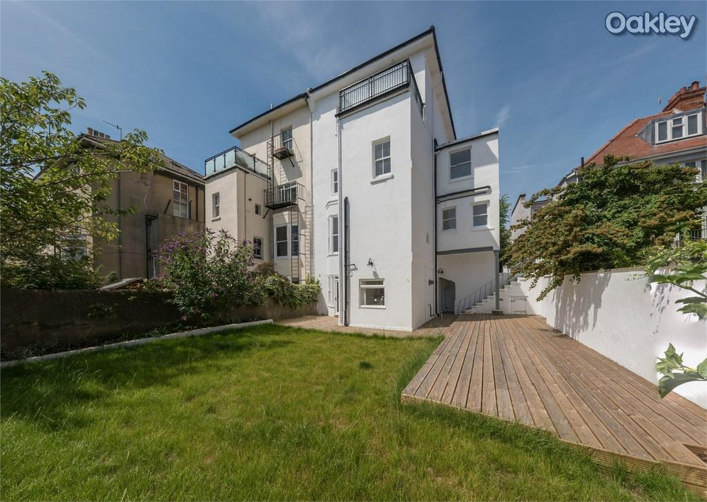 5 Bedrooms Semi Detached House for sale in Alexandra Villas, Brighton, East Sussex