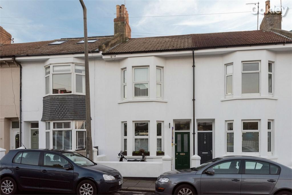3 Bedrooms Terraced House for sale in St Andrews Road, Portslade, Brighton, East Sussex