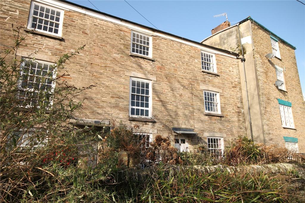 3 Bedrooms Terraced House for sale in Duncombe Street, Kingsbridge, Devon, TQ7