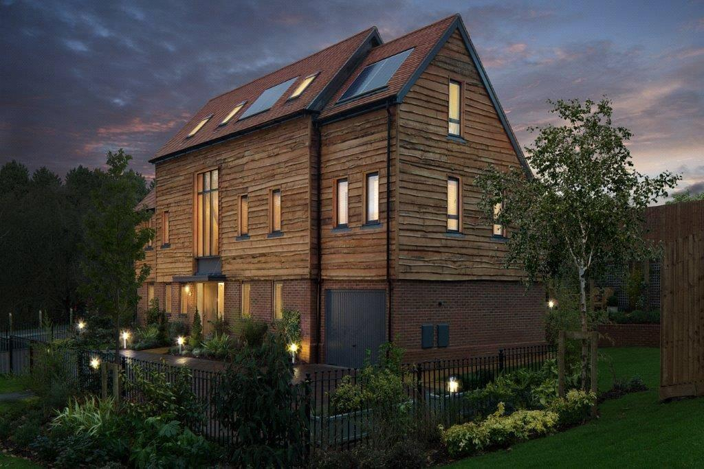 4 Bedrooms Detached House for sale in The Collbourne At Leithfield Park, Tuesley Lane, Milford, Surrey, GU7