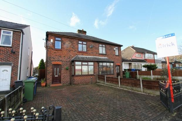 3 Bedrooms Semi Detached House for sale in Bryn Road Ashton In Makerfield Wigan