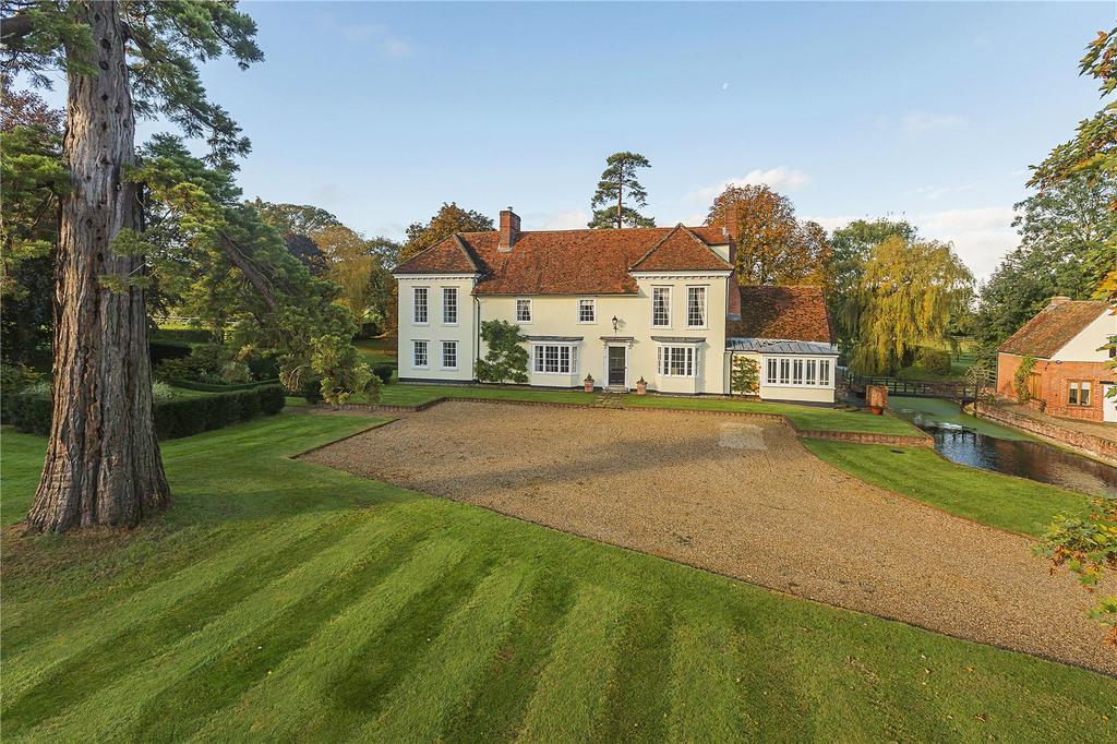 5 Bedrooms Unique Property for sale in Ashen House Lane, Ashen, Sudbury, Suffolk, CO10