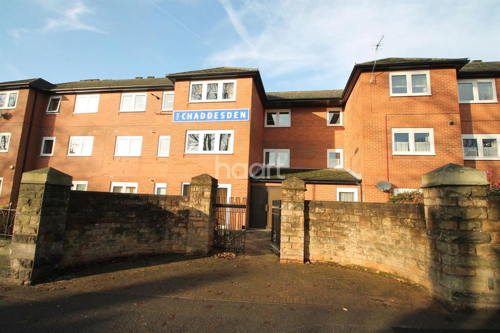 2 Bedrooms Flat for sale in The Chaddesden, Mapperley Road, Mapperley Park