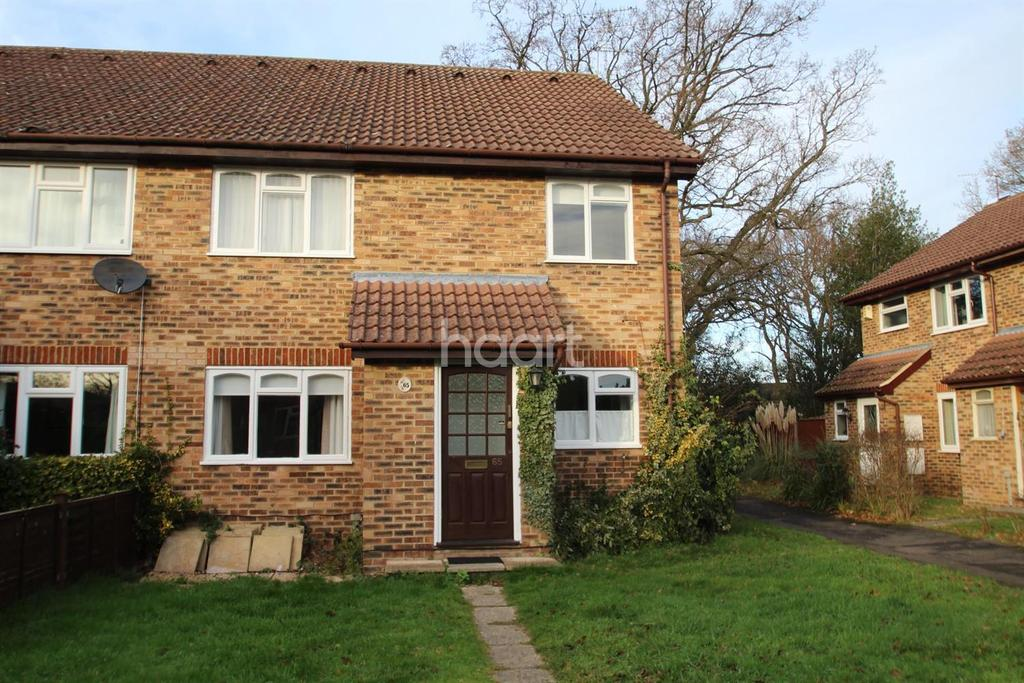 2 Bedrooms End Of Terrace House for sale in Netherhouse Moor, Church Crookham GU51 5TZ